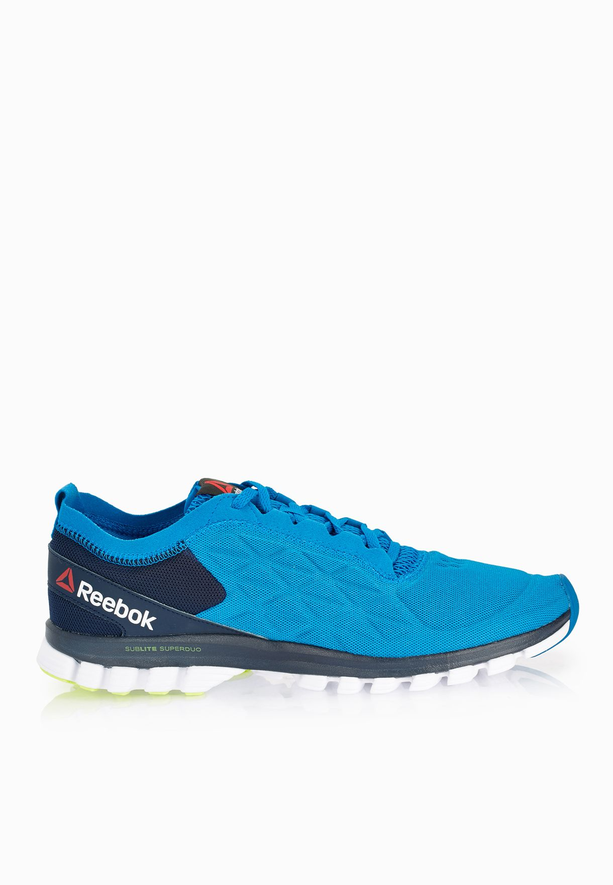 df04d7f68ad9fe Shop Reebok blue Sublite Super Duo 3.0 AR2679 for Men in UAE ...