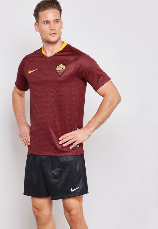 Roma 18/19 Home Jersey