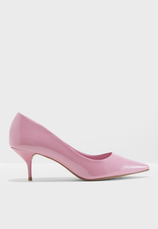 Eve Kitten Heel Pump