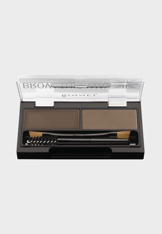 Brow This Way Eyebrow Sculpting Kit- 002 Medium Brown