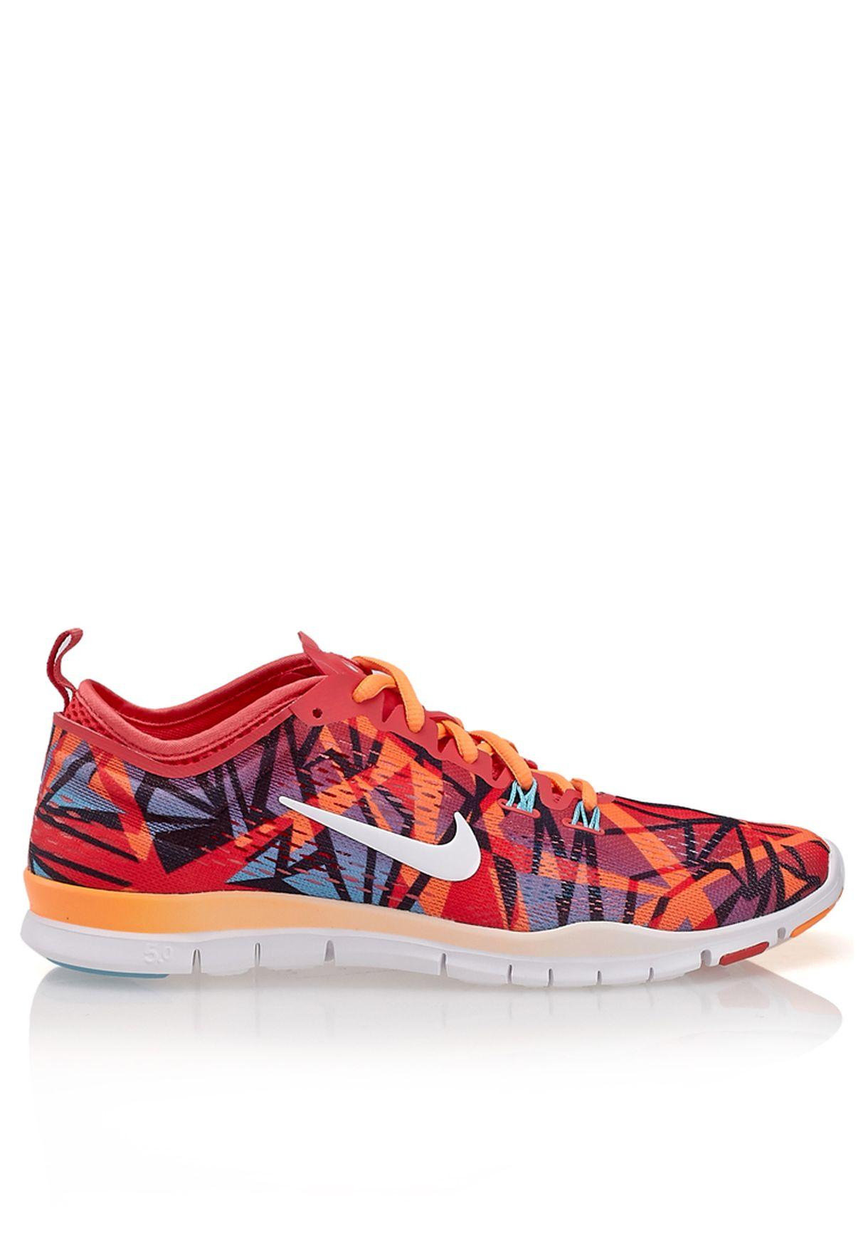 cuero Permuta Mimar  Buy Nike orange Free 5.0 TR Fit 4 PRT for Women in MENA, Worldwide |  629832-600
