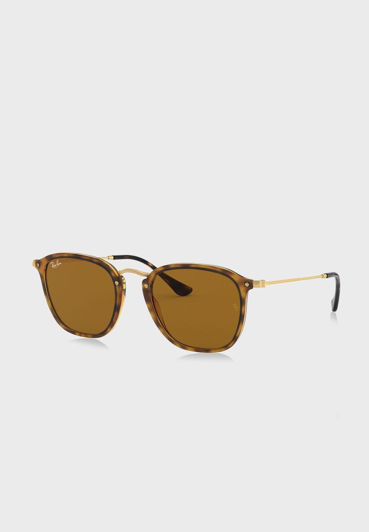 0RB2448N Square Sunglasses