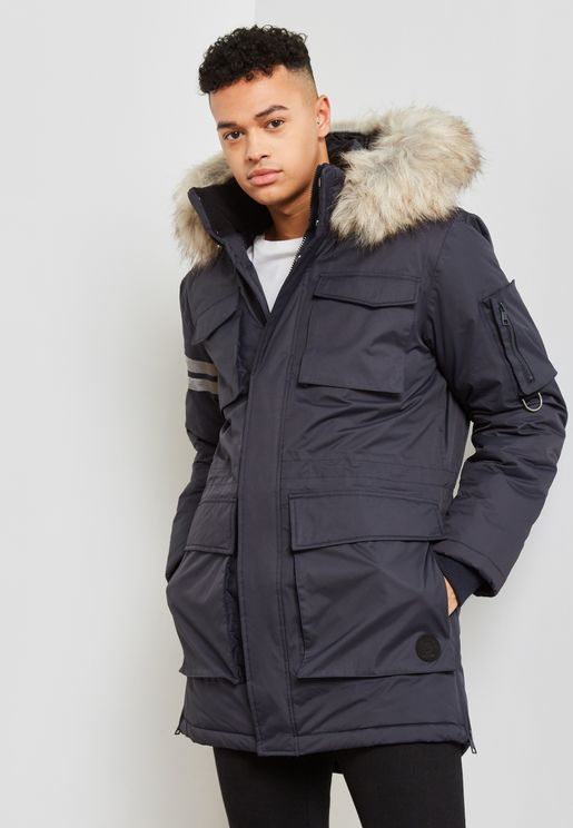 Stephan Parka Jacket