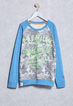 Youth Premium Sweatshirt
