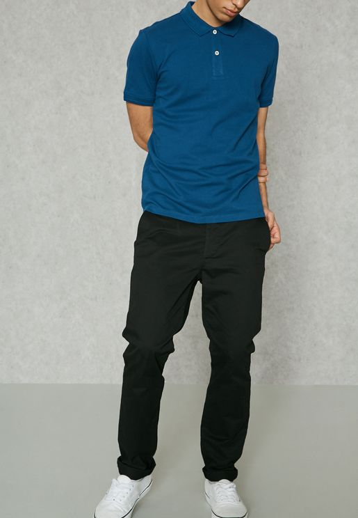 Marco Slim Fit Chinos