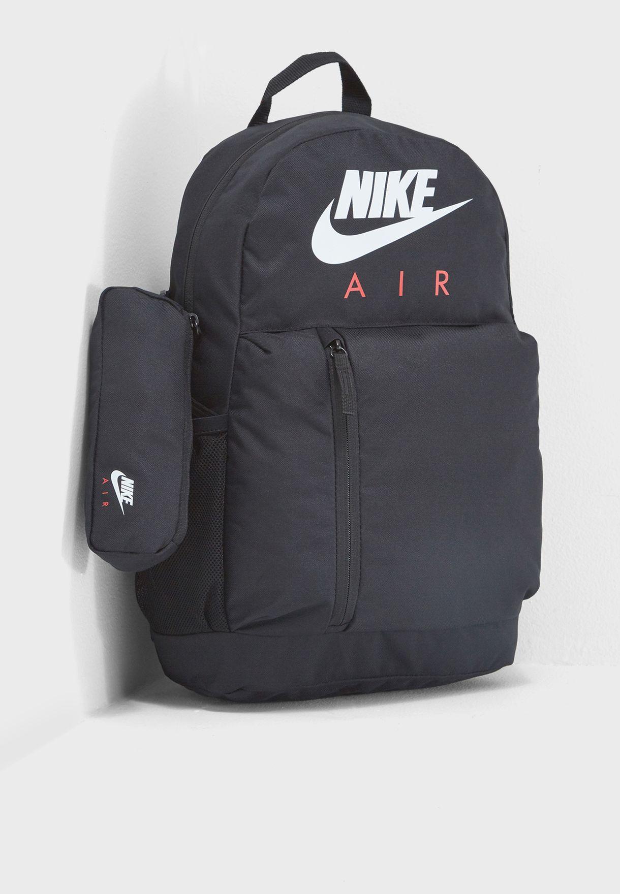 d6e5ba7cf81 Shop Nike black Elemental Backpack BA5767-010 for Kids in UAE ...