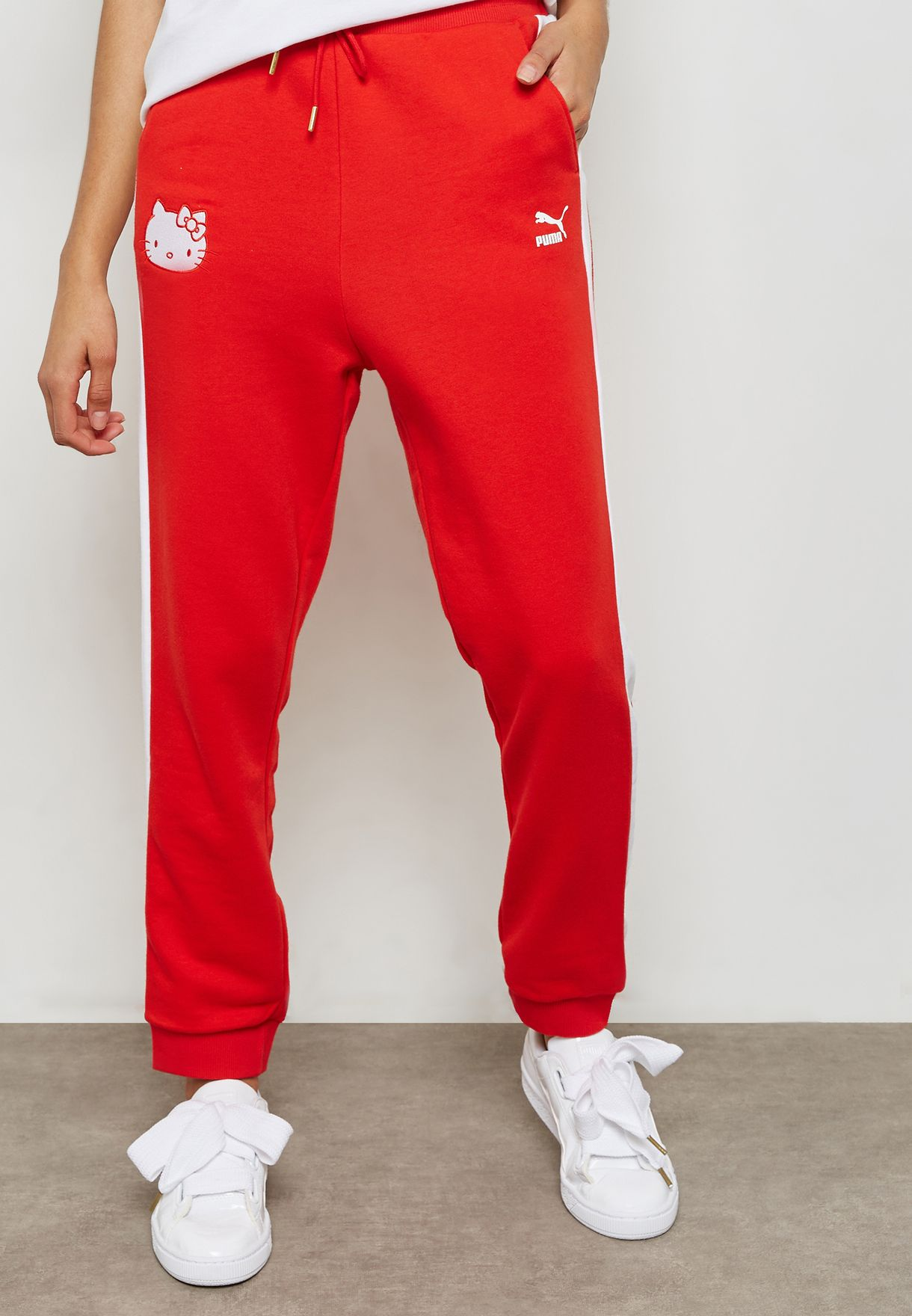 lovely design outlet boutique first look Hello Kitty Sweatpants