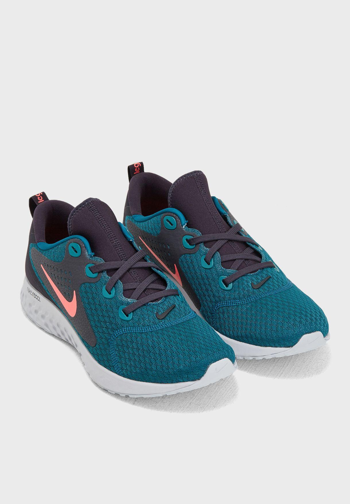 e1e64cbb7bc Shop Nike green Legend React AA1625-300 for Men in Saudi - NI727SH47HCU