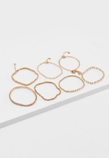 Larisen 11 Pack Bracelets