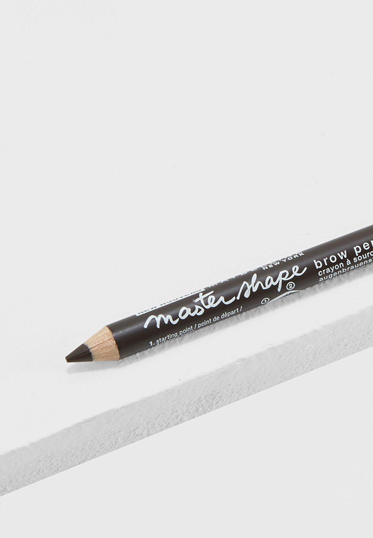 Master Shape Eyebrow Pencil Deep Brown