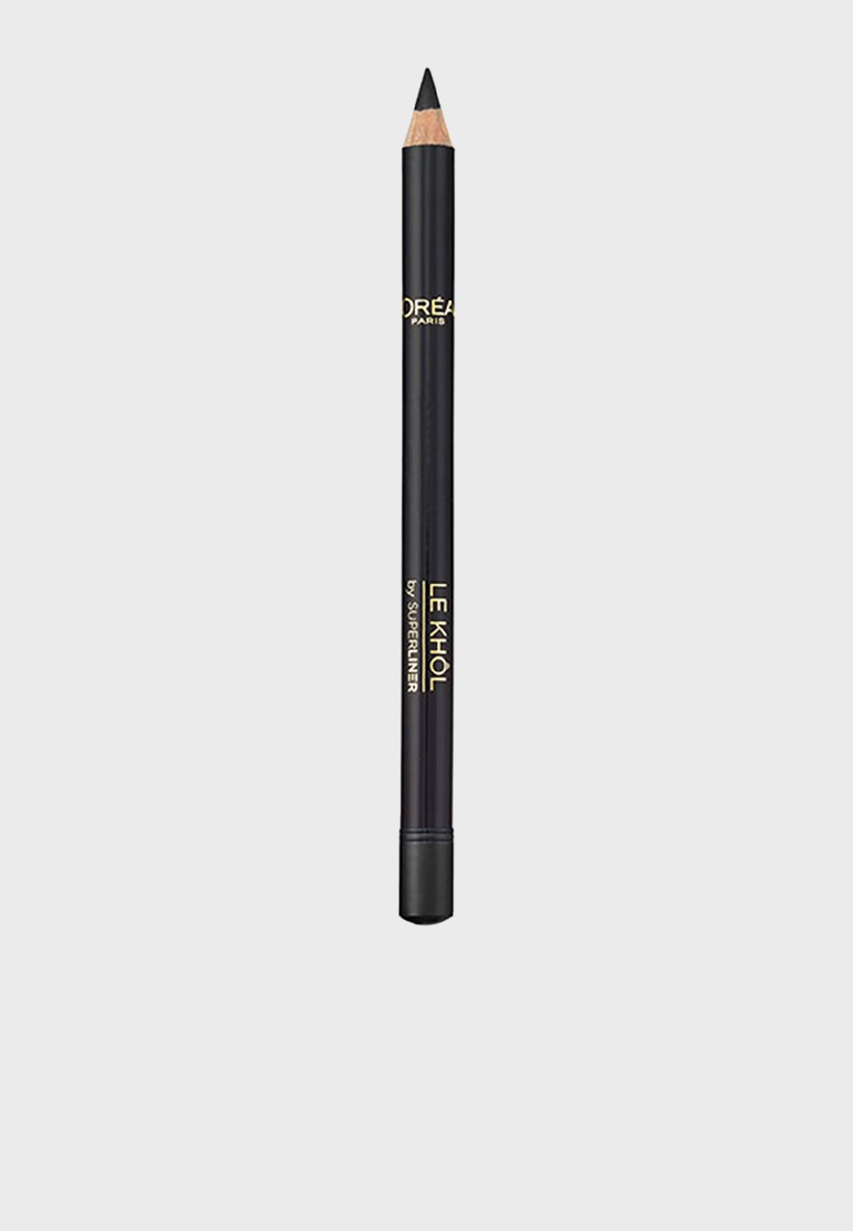 Superliner Le Khol 101 Midnight Black