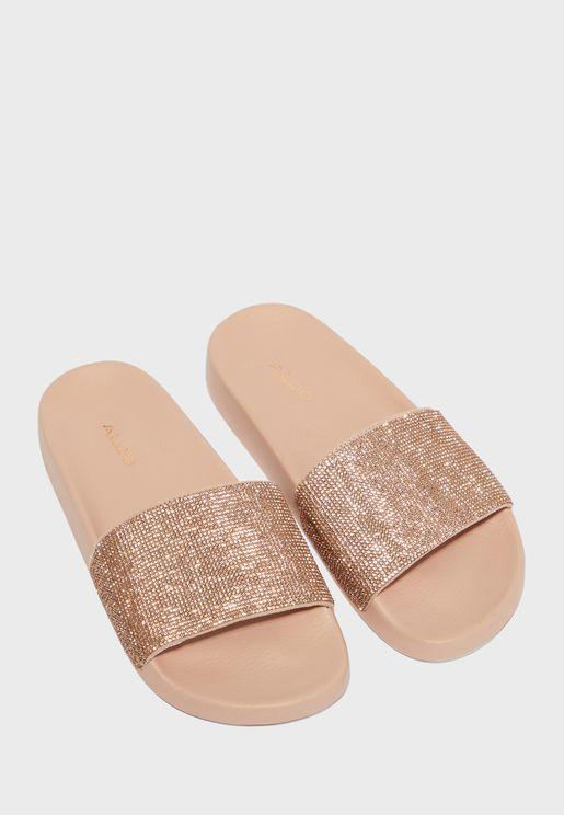 One Strap Sandals