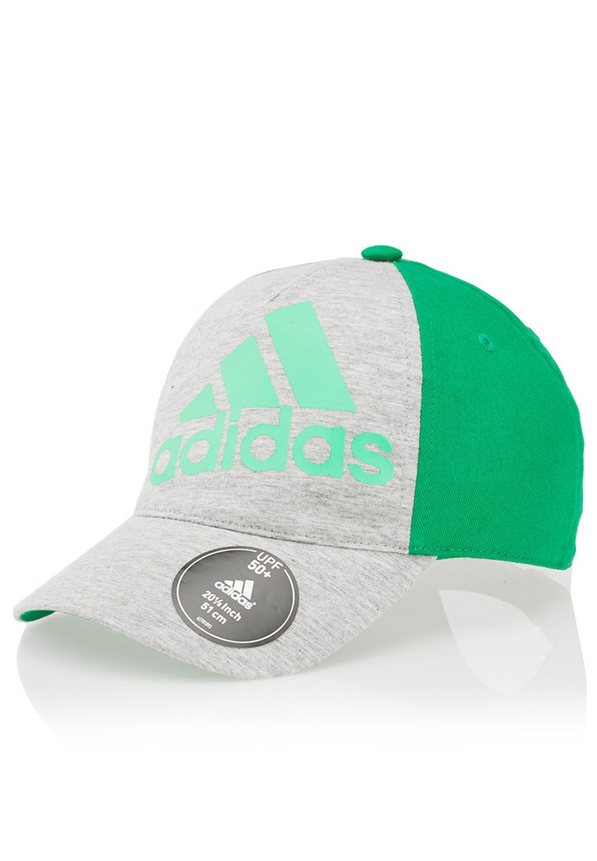 51153985a091d Shop adidas green Graphic Kids Cap S15655 for Kids in UAE - AD476AC47NSQ