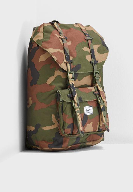 f3933f43066e Little America Backpack 25L