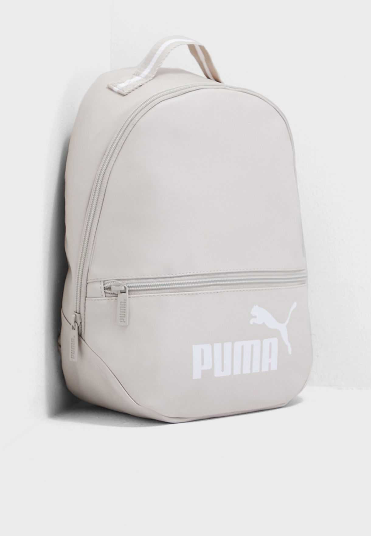 Shop PUMA white Core Up Archive Backpack 7595202 for Women in UAE ... 87b77dec361af