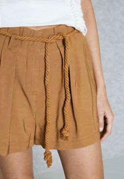 Rope Self Tie Shorts