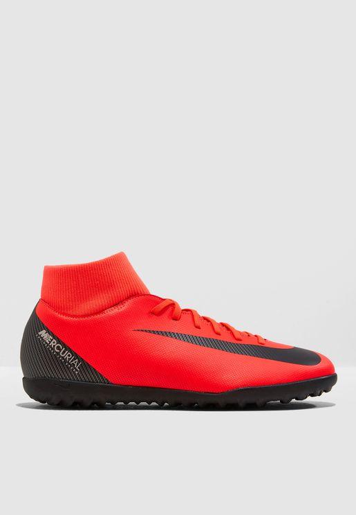 حذاء سوبر فلاي 6اكس  كلوب للاسطح العشبية