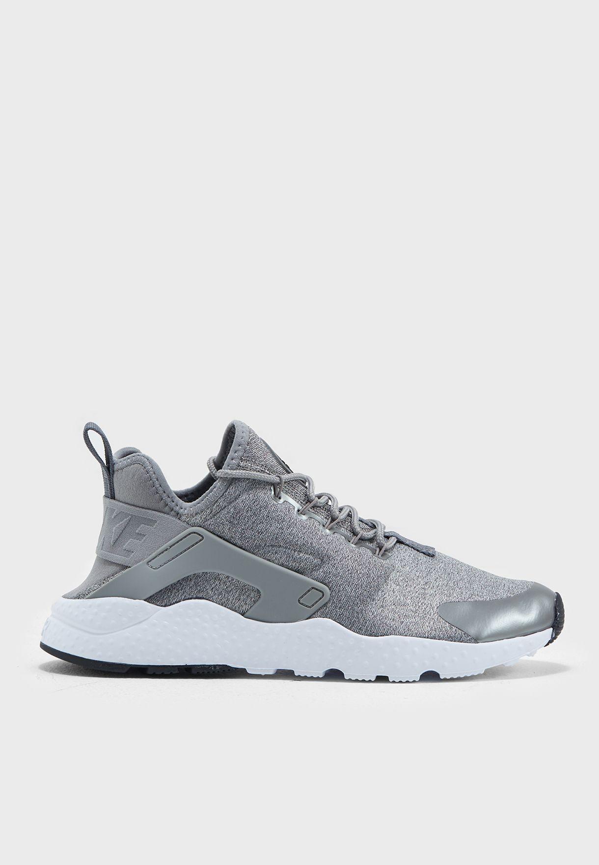 388c057b8b2 Shop Nike grey Air Huarache Run Ultra SE 859516-009 for Women in UAE ...