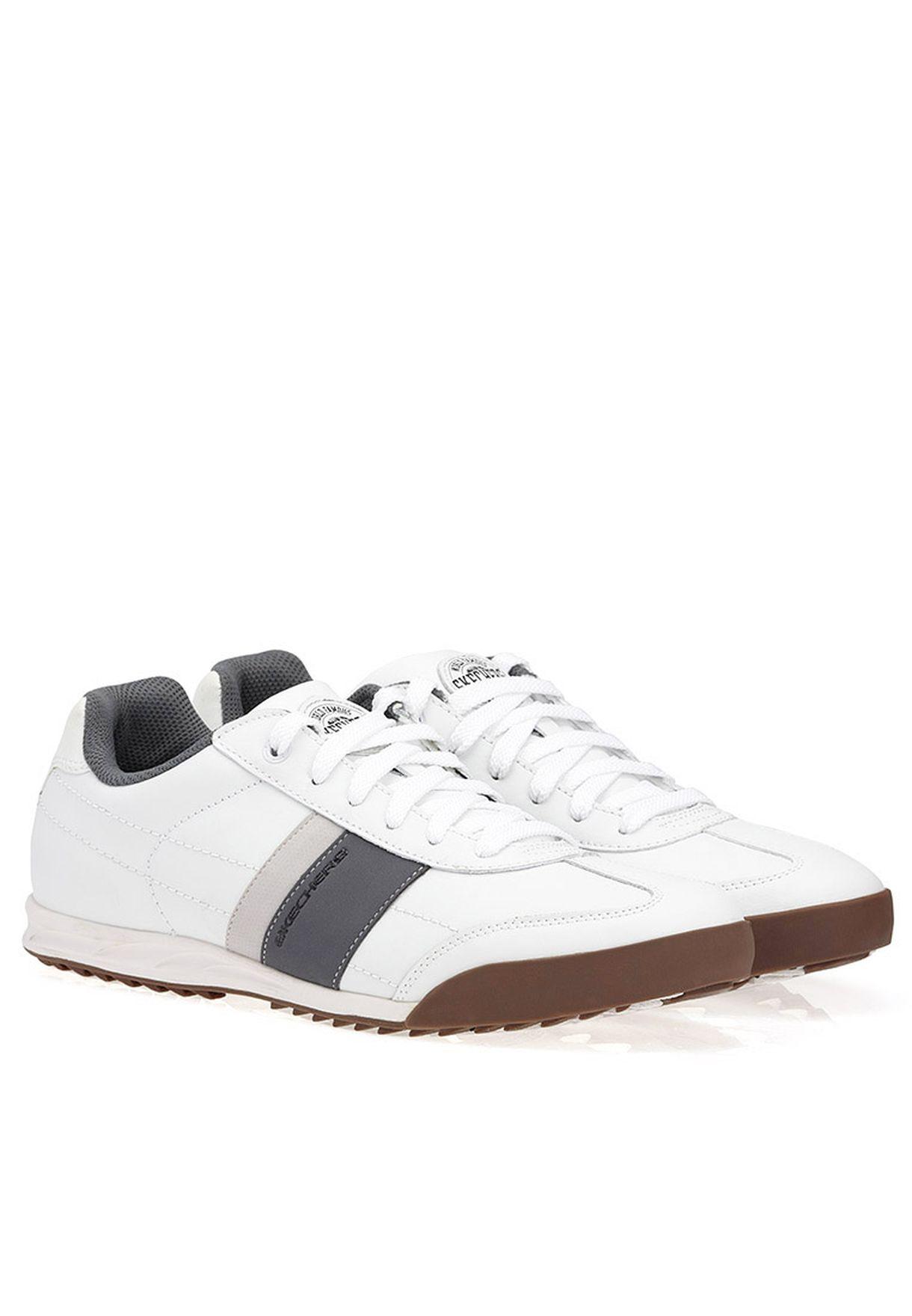 Shop Skechers grey Ascoli- sneakers 51183-WGY for Men in Qatar -  SK034SH47FJK de5bd4b43