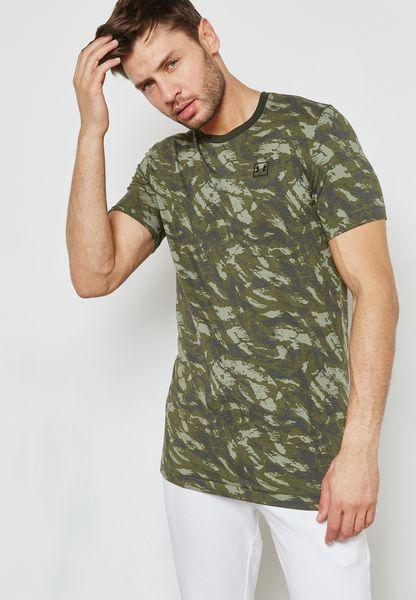 Camo Sportstyle T-Shirt