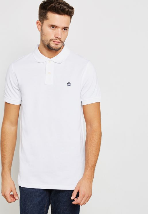 Millers River Pique Polo
