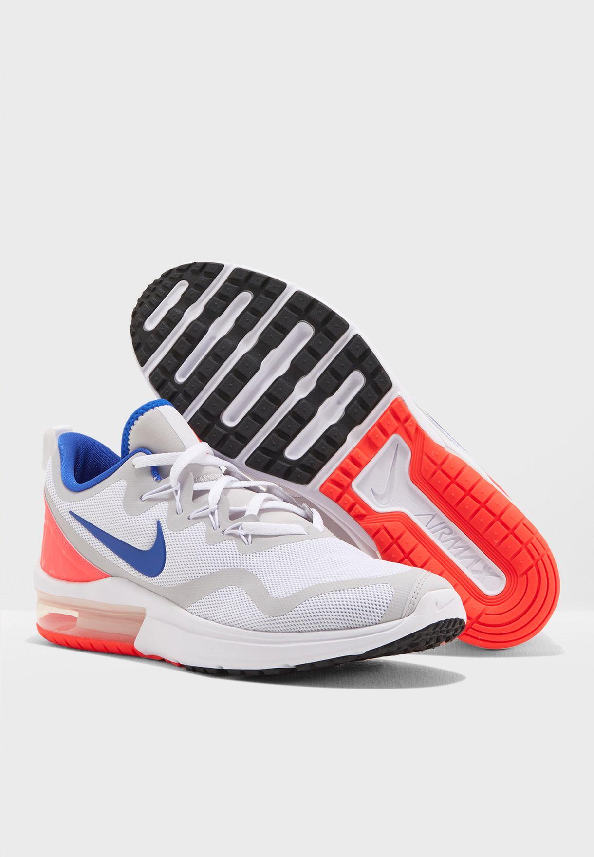 c876c494272c Shop Nike white Air Max Fury AA5739-141 for Men in UAE - NI727SH47CAE