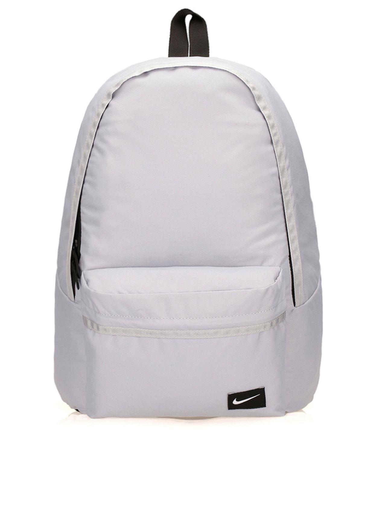 6761bde84c Shop Nike white All Access Backpack NEQP-BA4302-017 for Men in Bahrain -  NI727AC47FNG