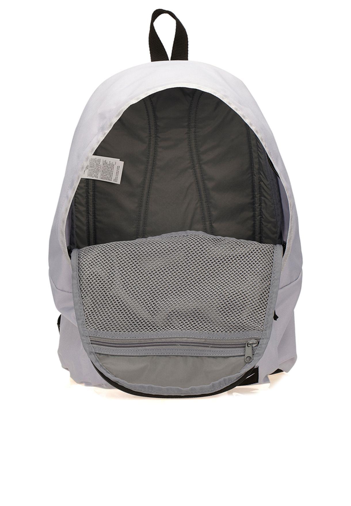 b65e287a6e Shop Nike white All Access Backpack NEQP-BA4302-017 for Men in ...
