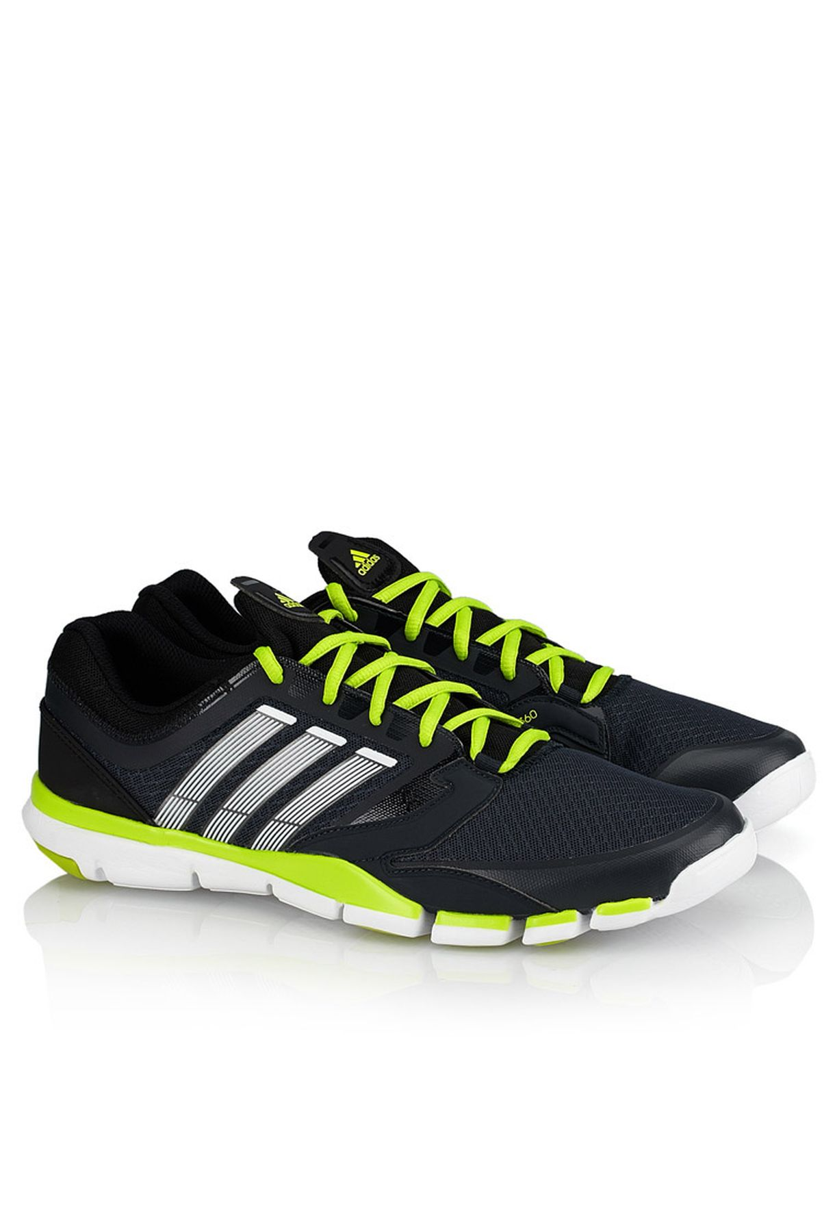 meet 573b6 d768f Shop adidas black Adipure Trainer 360 D67529 for Men in Saudi - AD476SH47ANK
