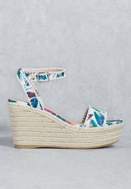 Keetch Wedge Sandals