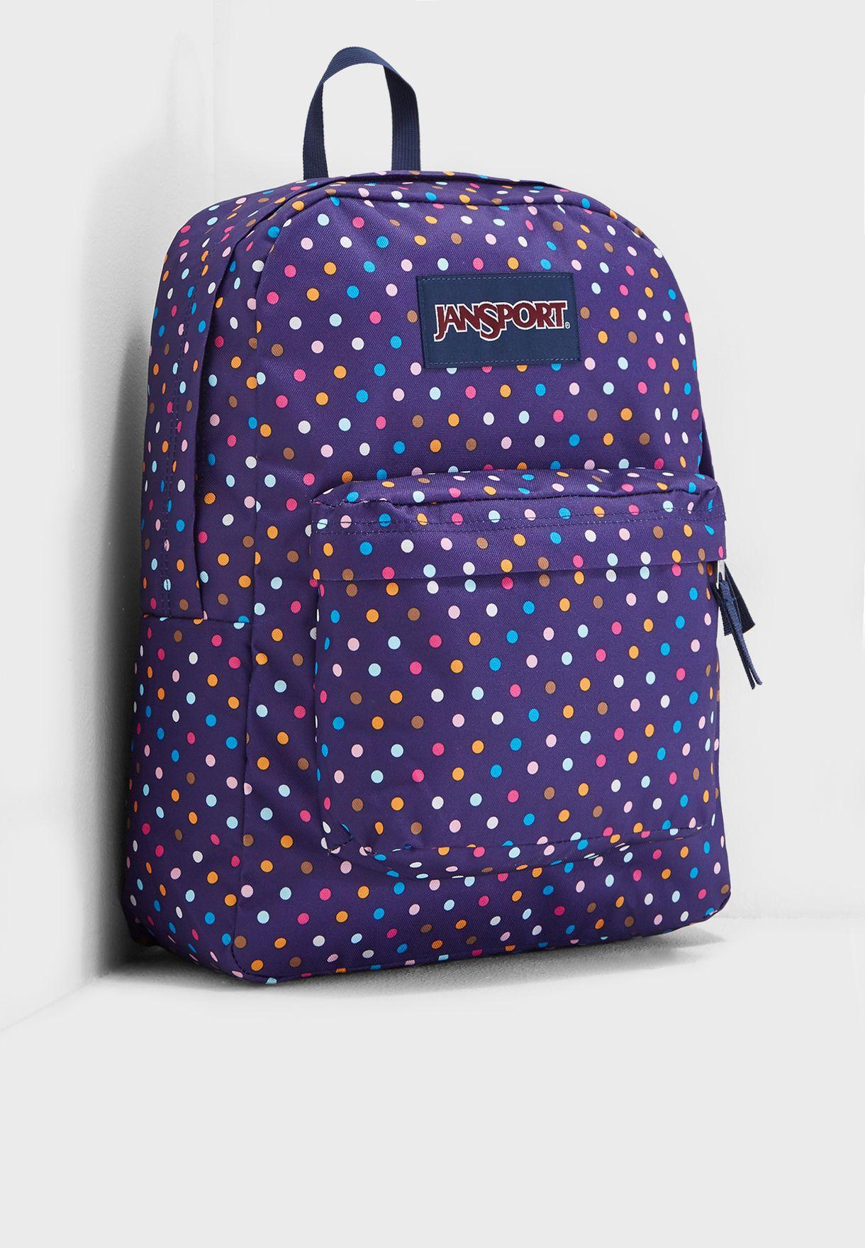 Spot-O-Rama Superbreak Backpack