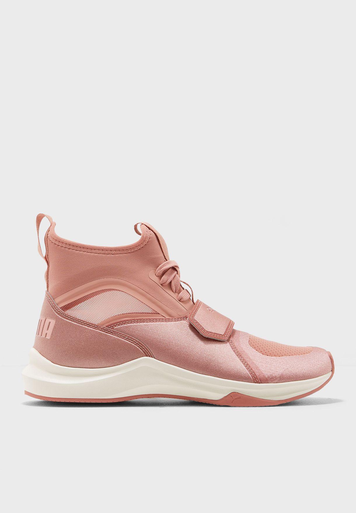 Buy PUMA pink Phenom for Women in MENA