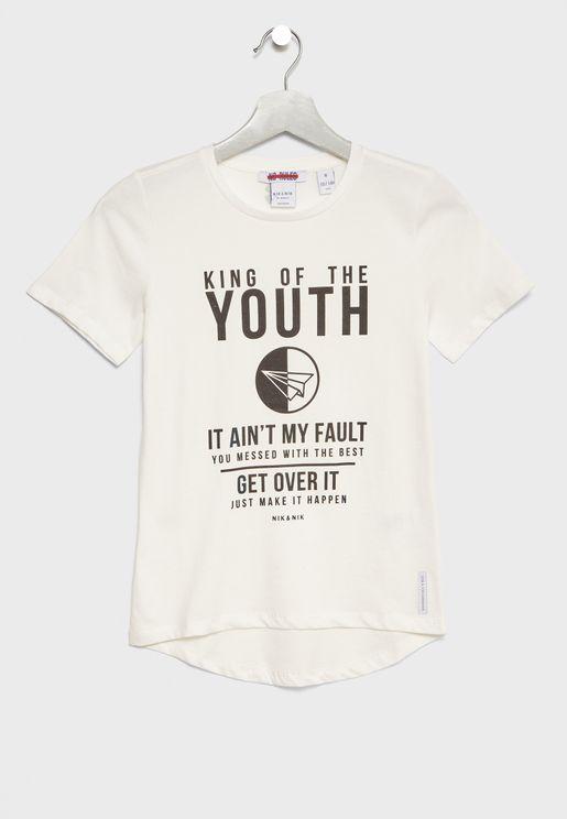 Teen Loy T-Shirt