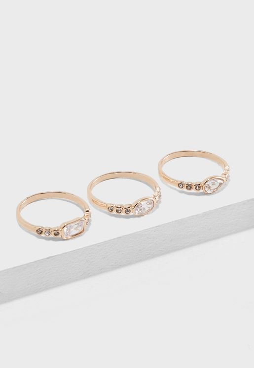 Multipack Maevia Rings