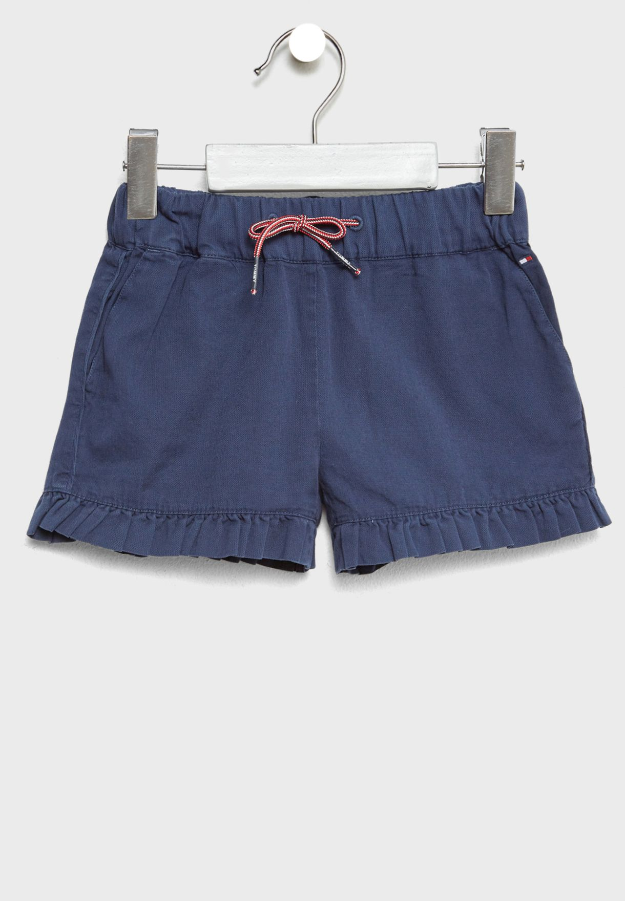 Little Frill Detail Shorts