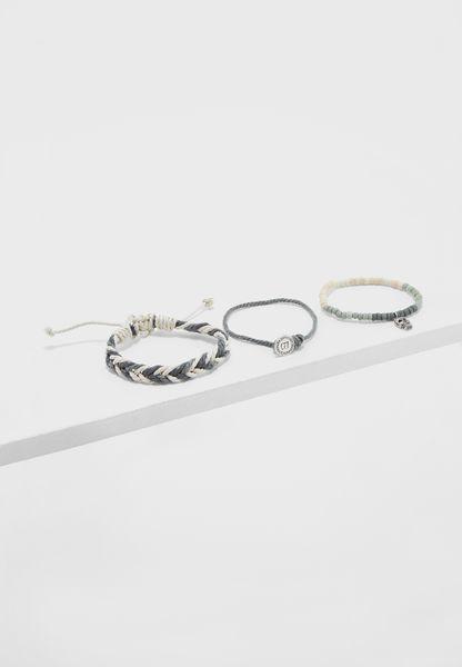 Multipack Of Beliche Bracelets