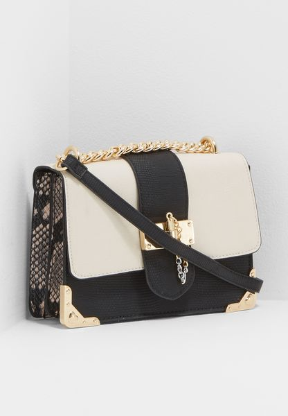 Potassa Structured Crossbody