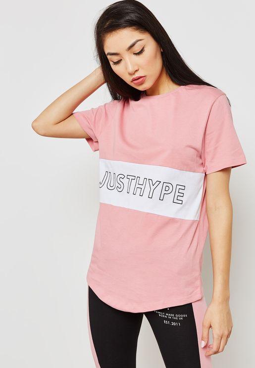 Logo Crop T-Shirt