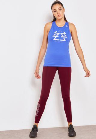 80bea62189982 Shop Nike grey Pro Crossover Leggings AH8776-036 for Women in UAE ...