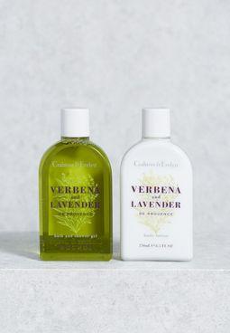 Verbena & Lavender Duo