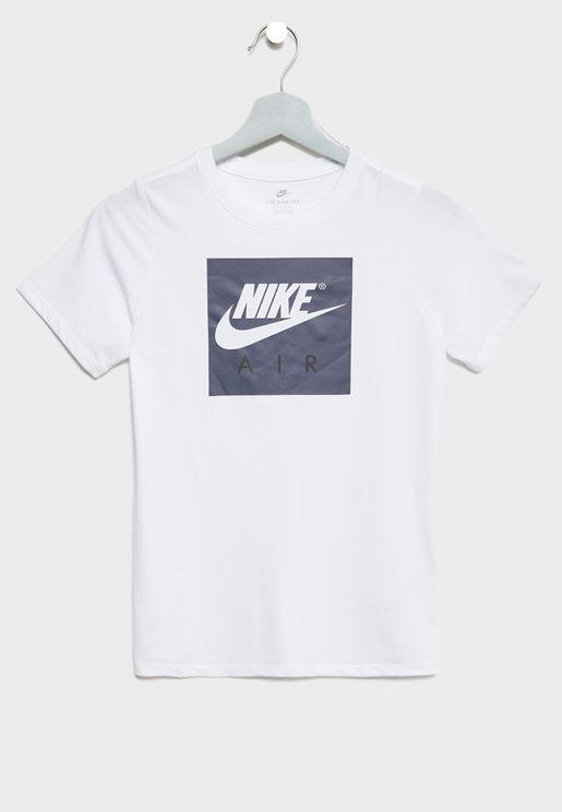 Youth Air Logo T-Shirt