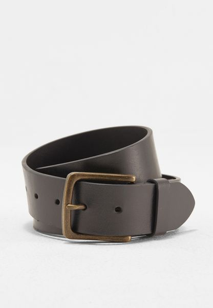 Jeans Leather Belt
