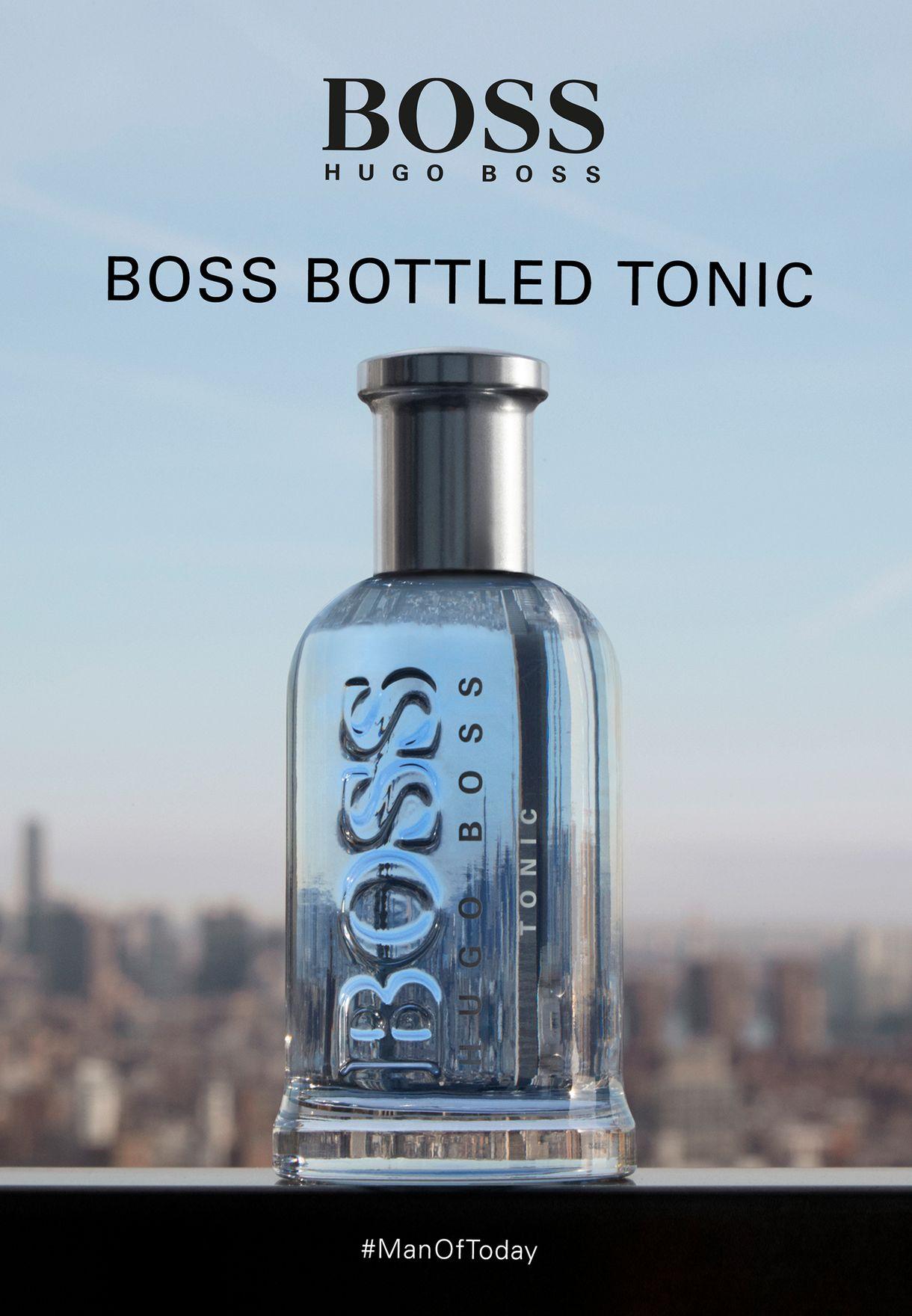 Bottled Tonic For Men Eau De Toilette 100ml