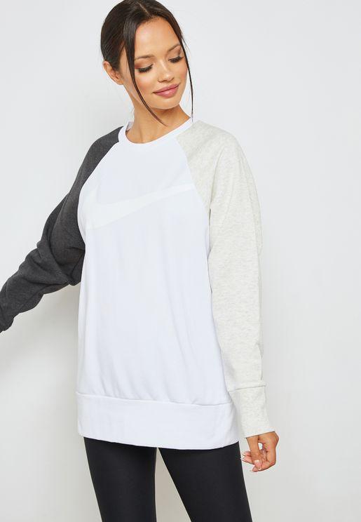 Dri-FIT Swoosh Sweatshirt