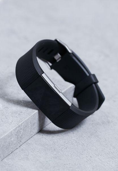 ساعة ذكية (تشارج 2) صغيرة بحزام سيليكون