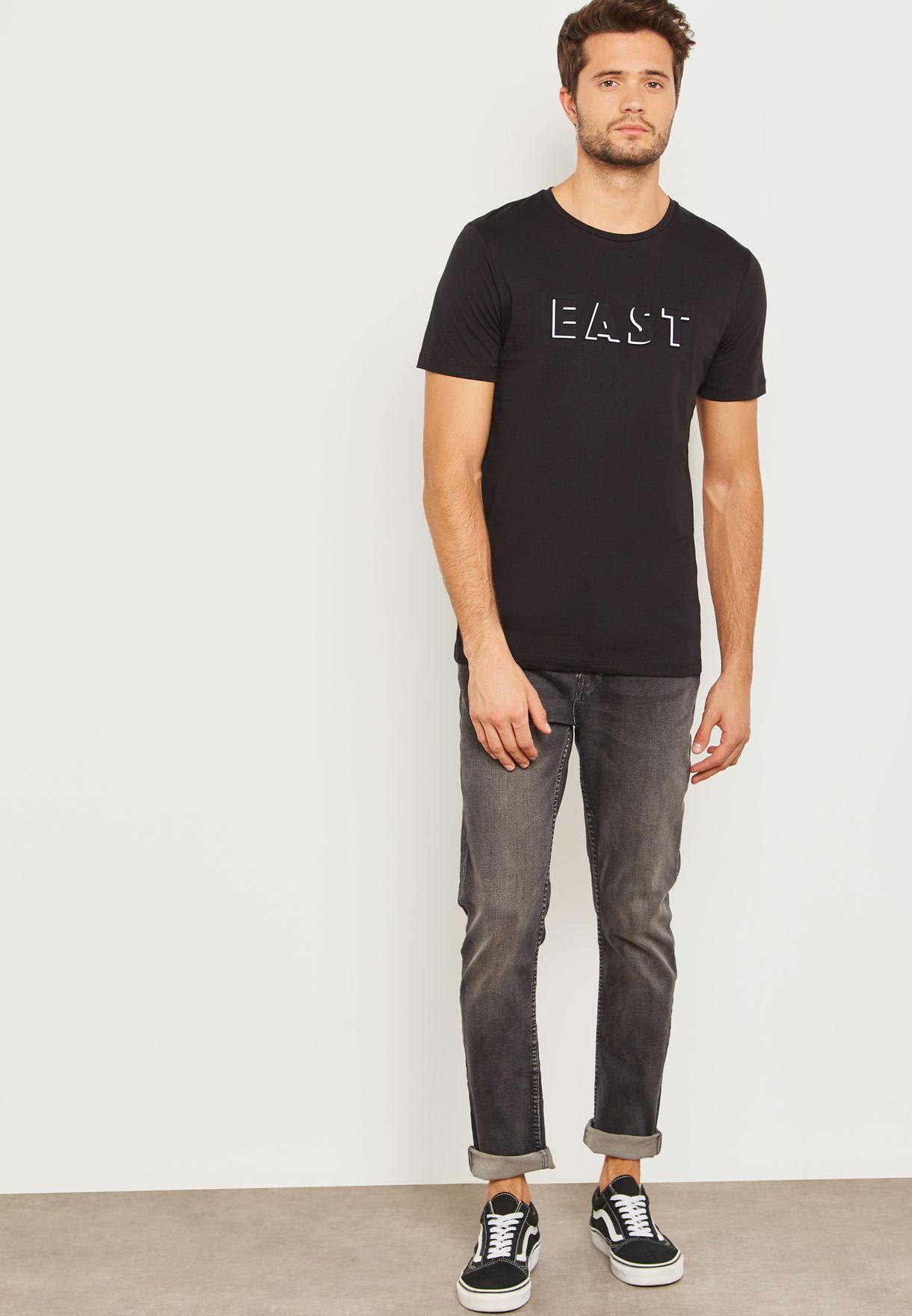 Douglas Crew Neck T-Shirt