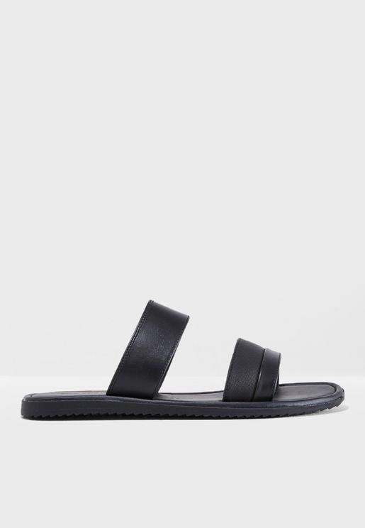 Adocien Double Strap  Sandals
