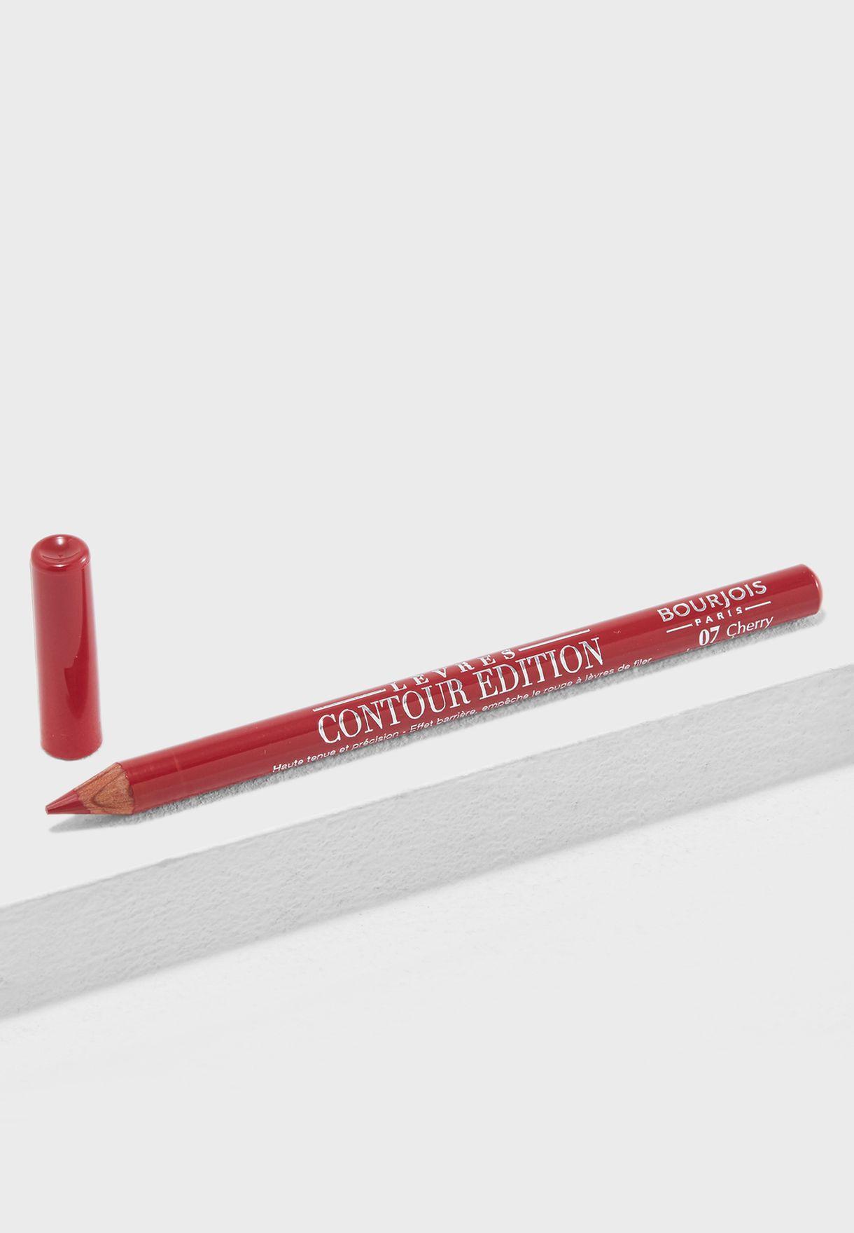 قلم لتحديد الشفاه - 07 شيري بوم بوم