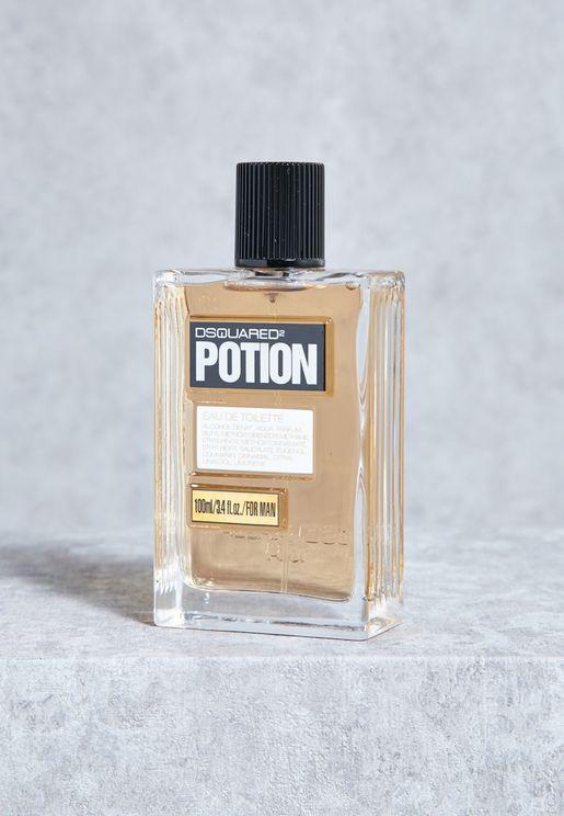 Potion Eau De Toilette Spray 100ml/3.4oz