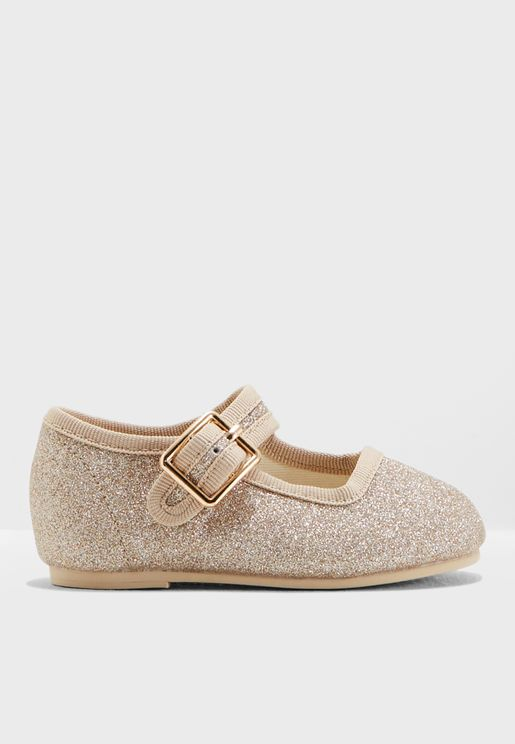 Infant Glitter Ballerinas